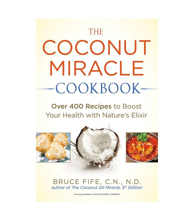 coconut oil cookbook