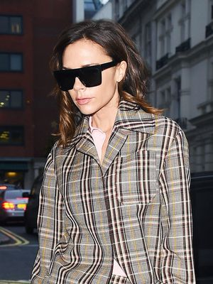 Victoria Beckham Abandoned Her Jeans for These