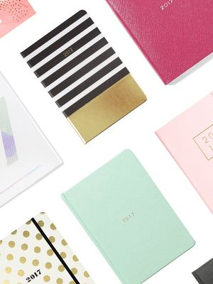 These Beautiful Diaries Will Inspire You to Get Organised in 2017