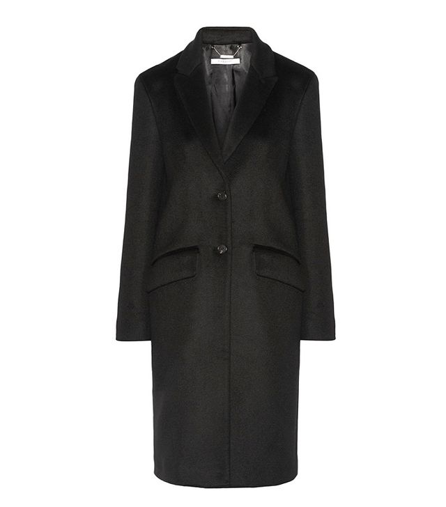 Givenchy Cashmere and Wool Coat