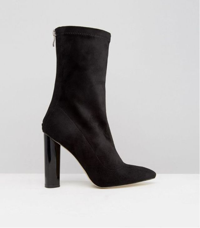 Public Desire Cayden Sock Boots