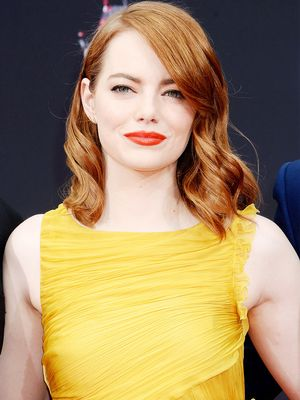 Emma Stone Ditched Black Ankle Boots for This Stand-Out Trend