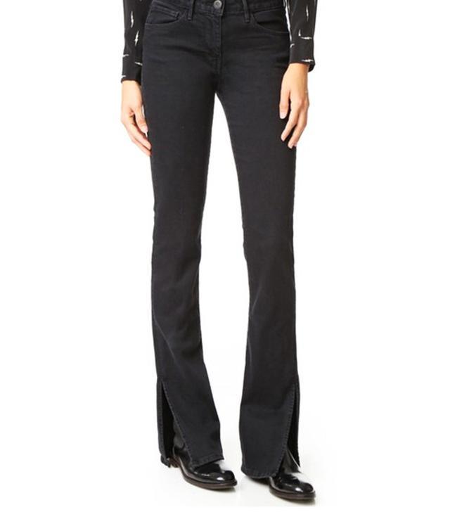 Bella Hadid jeans