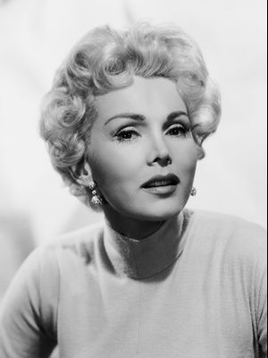 Zsa Zsa Gabor's Former Palm Springs Home Is Just as Fabulous As She Was