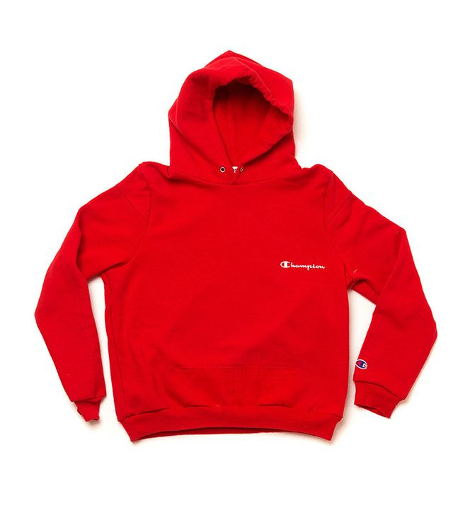 RE/DONE Champion Hoodie, Size 1