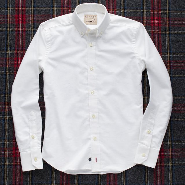 Kipper Clothiers Custom Button-Up Shirt
