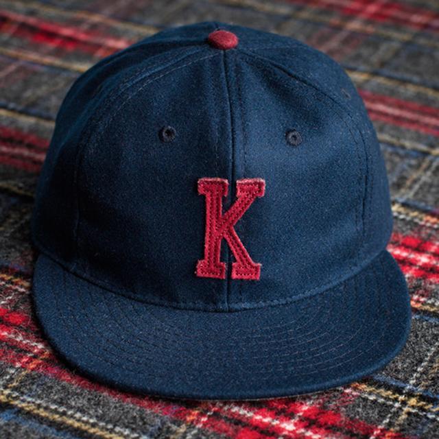 Kipper Clothiers Kipper x Ebbets Field Cap