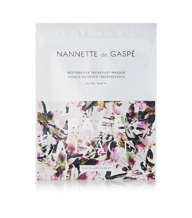 Nannette de Gaspé Restorative Techstile Face Masque