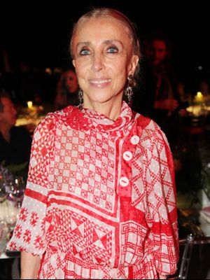 Vogue Italia Editor in Chief Franca Sozzani Has Passed Away