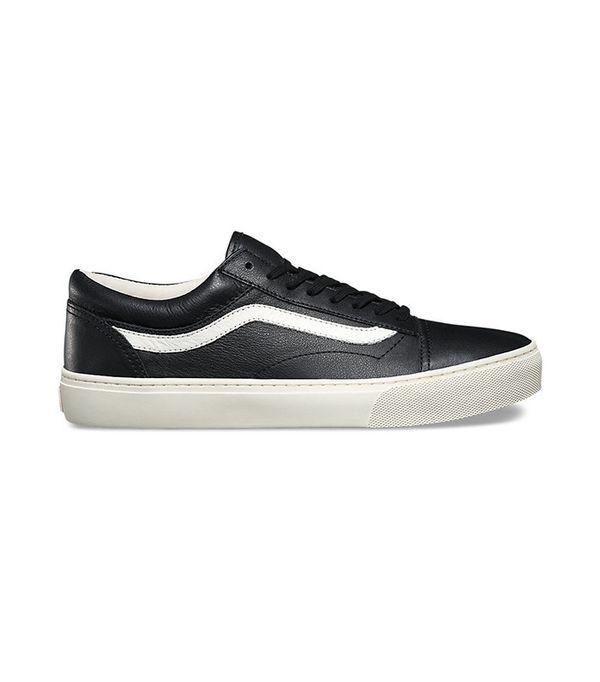 Vans Leather Old Skool Sneakers
