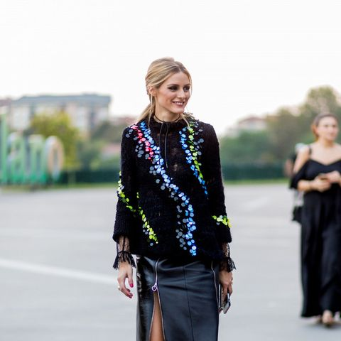 2016: The Year Olivia Palermo Proved She's a Style Icon