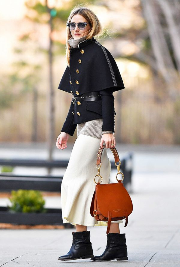 That time she layered a belt over a coat, and made us realise what we were missing out on.