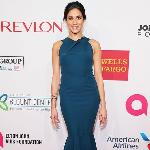 Meghan Markle style: This Roland Mouret dress looks incredible