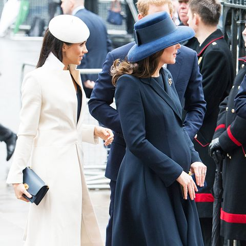 meghan markle style: know it's OK to take style tips from others