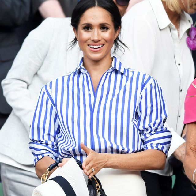 All of Meghan Markle's Looks Before and After She Became a Royal