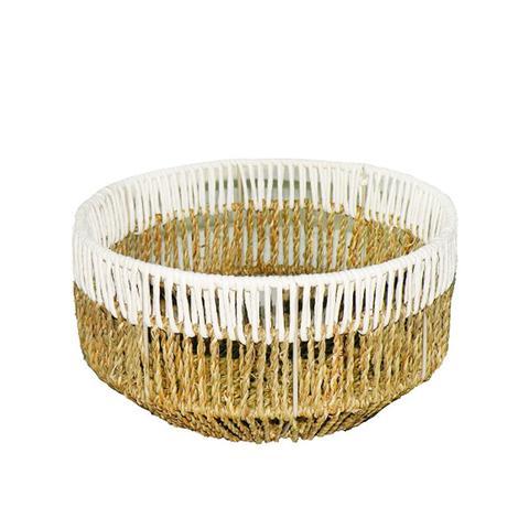 Decorative Woven Bowl