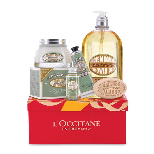 L'Occitane Delicious Almond Gift