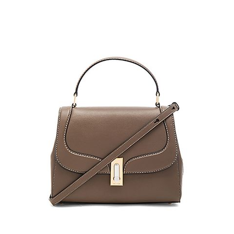 West End Stitch Top Handle II Bag