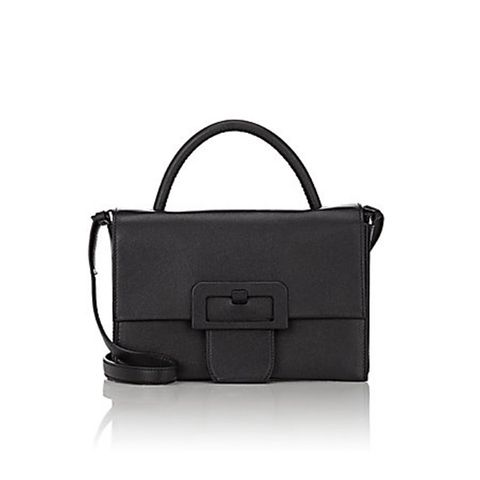 Buckle Large Satchel