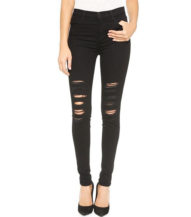 J Brand 23110 High-Rise Photo-Ready Maria Jeans