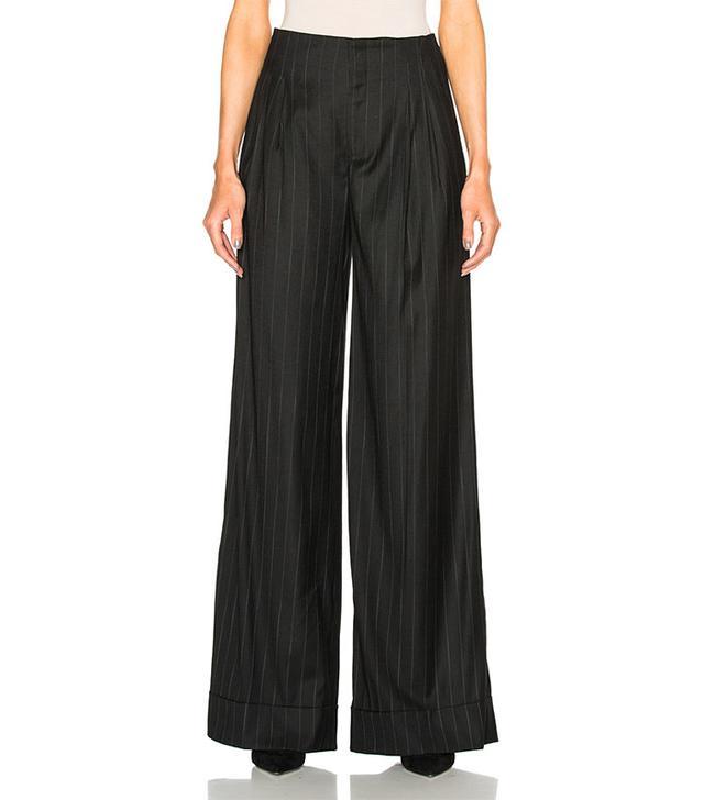 Etro Pinstripe Trousers