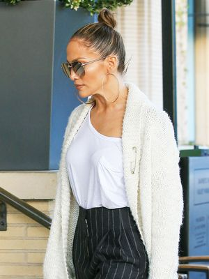 Jennifer Lopez Found the Perfect Post-Holiday Outfit