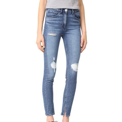 W3 Split Sean Skinny Jeans