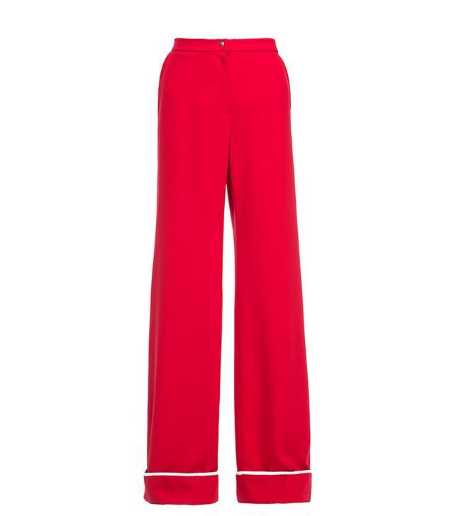 N. Duo Concept Red Tenenbaums Pants
