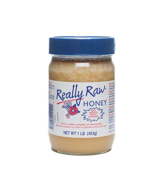 Really Raw Unstrained Honey