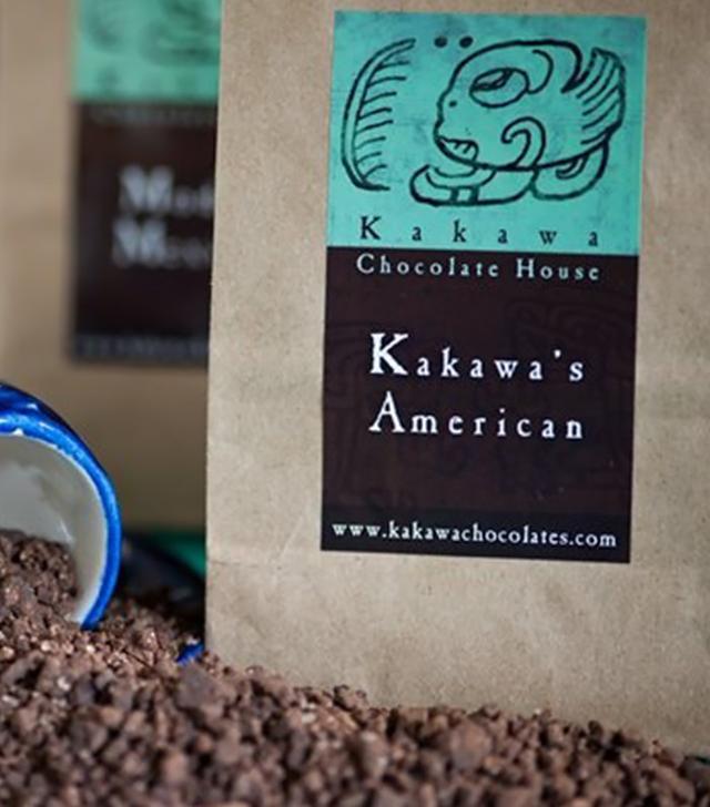 Kakawa Chocolate House Aztec Warrior Elixir