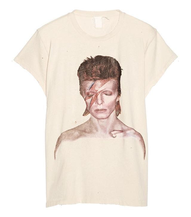 MadeWorn David Bowie Ziggy T-Shirt