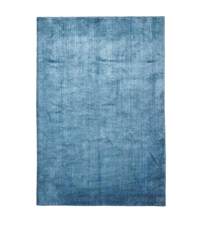 Hand-loomed Shine Wool Rug