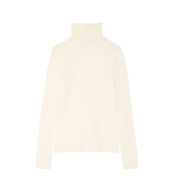 Frame Classic Cashmere Turtleneck Sweater