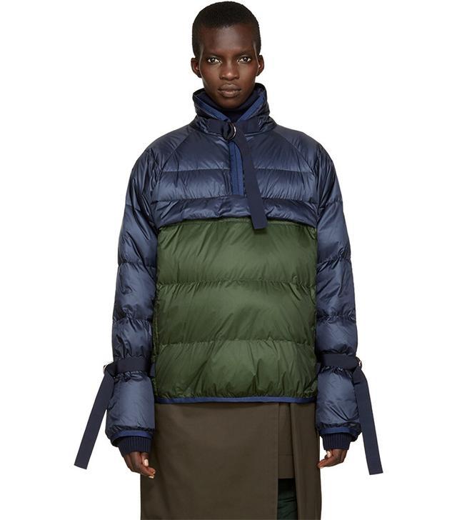 Sacai Down Jacket