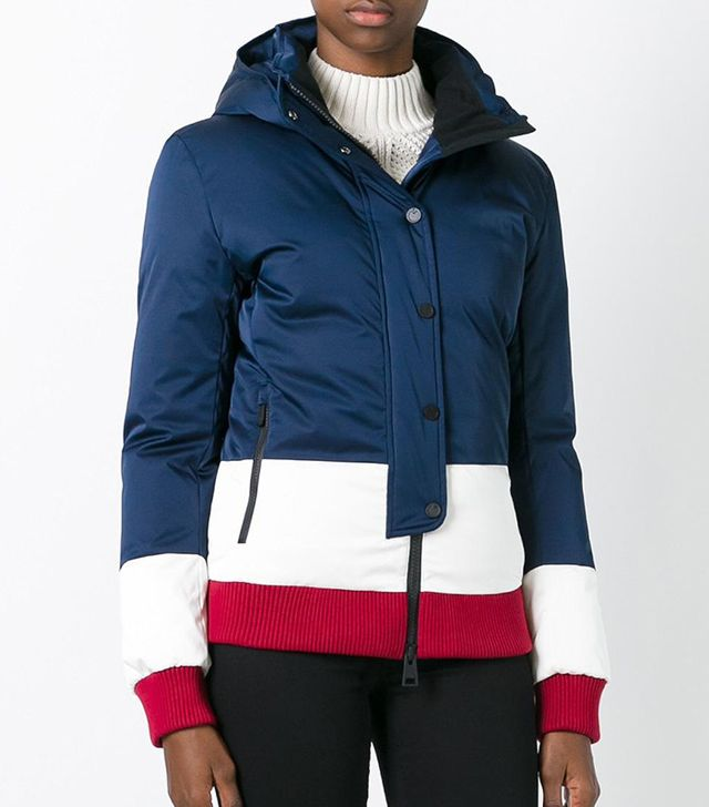 Rossignol Color Block Puffer Jacket