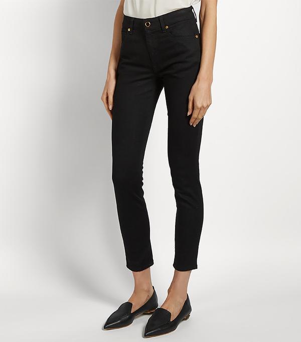 Khaite Kassandra Skinny Jeans