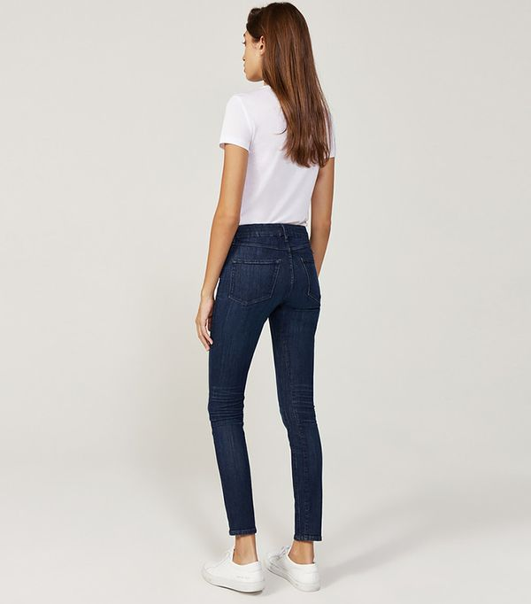 3x1 High Rise Channel Seam No. 3 Jeans