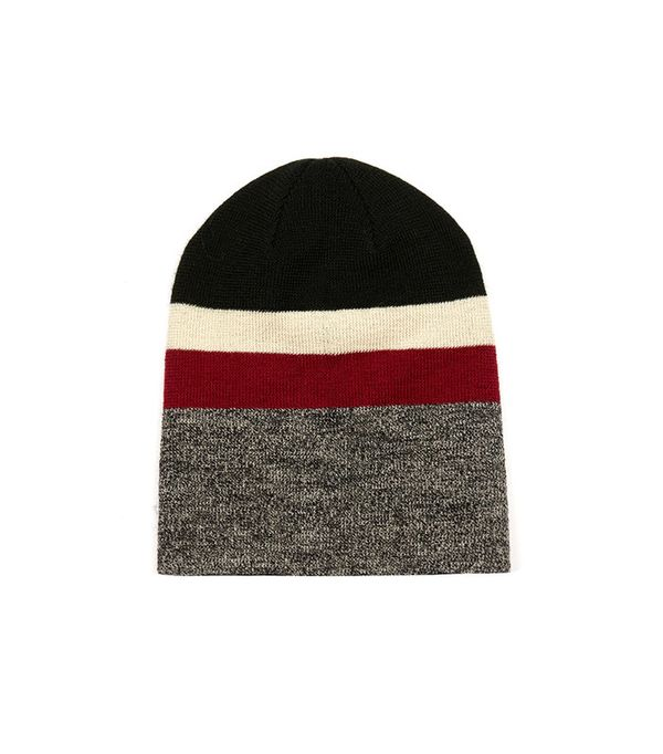 Isabel Marant Étoile Dreamy Striped Beanie Hat