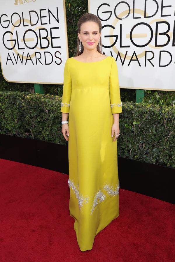 WHO: Natalie Portman WHAT: Actress WEAR: Prada dress
