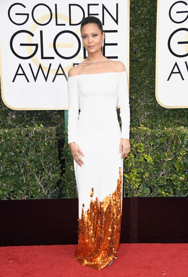 WHO: Thandie Newton WHAT: Actress