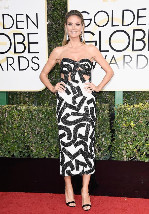 WHO: Heidi KlumWHAT: TV Personality