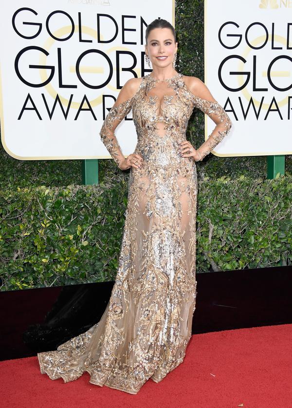 WHO: Sofia Vergara WHAT: Actress