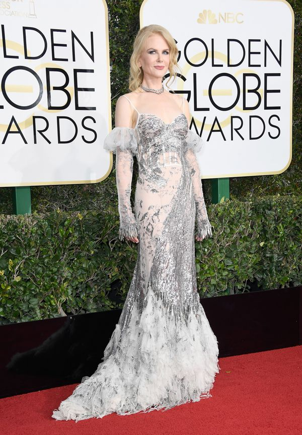 WHO: Nicole Kidman WHAT: Actress WEAR: Alexander McQueen