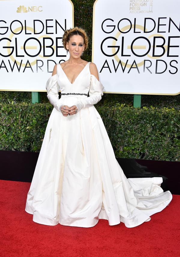 WHO: Sarah Jessica Parker WHAT: Actress