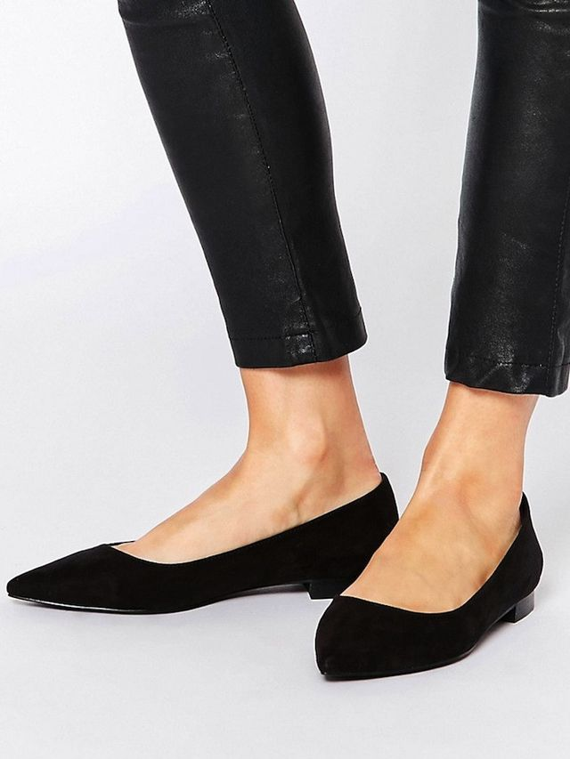 ASOS Pointed Ballet Flats