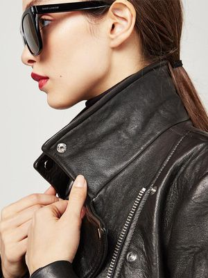 Here's Why Reformation's New Leather Jacket Sold Out Immediately