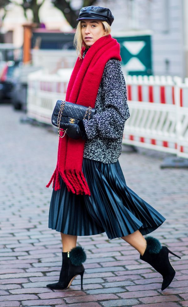 what to wear in january: