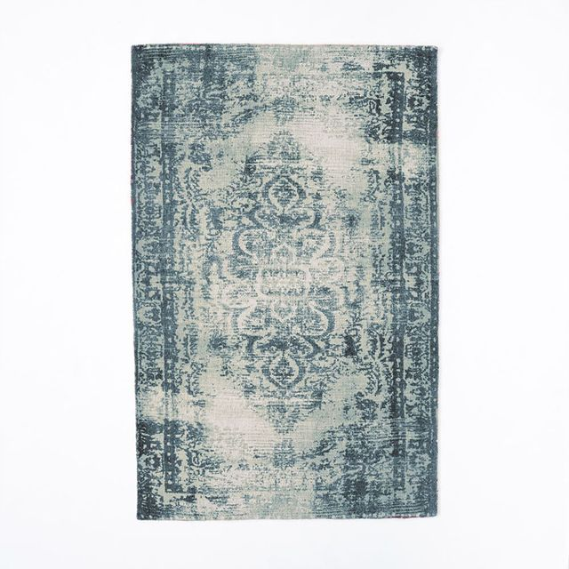 Hand Loomed Shine Rug Blue Lagoon: The #1 Decorating Mistake Everyone Makes In Their Living