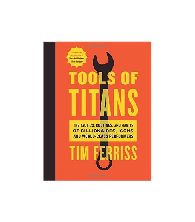 Tim Ferriss Tools of Titans
