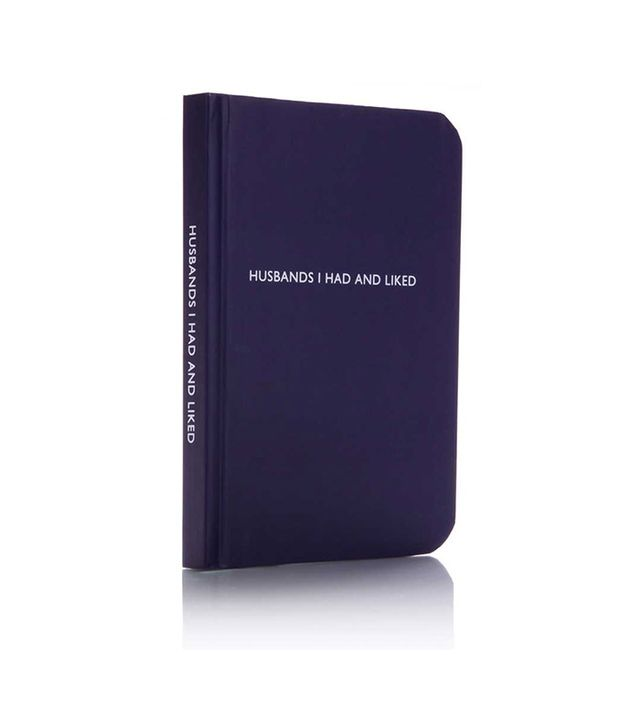 Archie Grand Husbands I Had and Liked Notebook